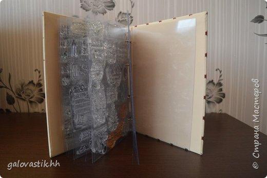 Папка для хранения силиконовых штампиков фото 6