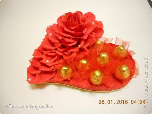 Сердечки с жвачками Лов из.  Для мальчика и девочки,  валентинки своего рода.  фото 10