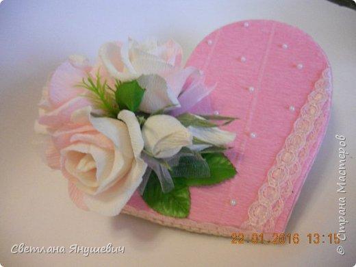 Сердечки с жвачками Лов из.  Для мальчика и девочки,  валентинки своего рода.  фото 7