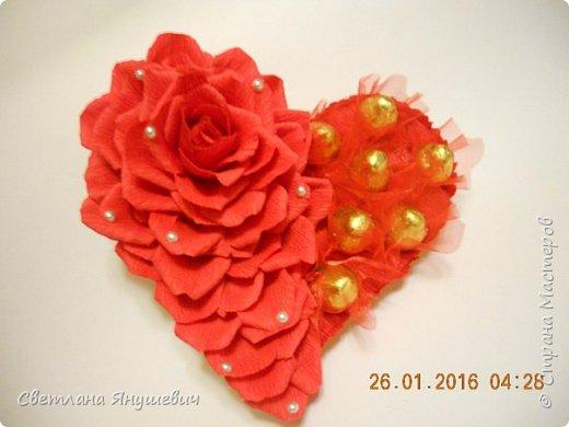 Сердечки с жвачками Лов из.  Для мальчика и девочки,  валентинки своего рода.  фото 12
