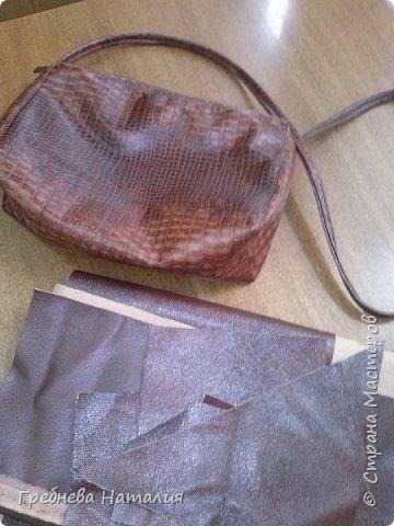Женская сумка повседневная - летний вариант фото 3