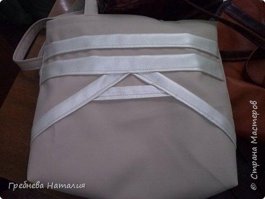 Женская сумка повседневная - летний вариант фото 2
