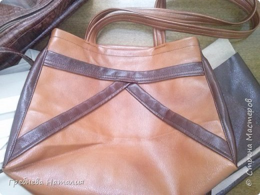 Женская сумка повседневная - летний вариант фото 4