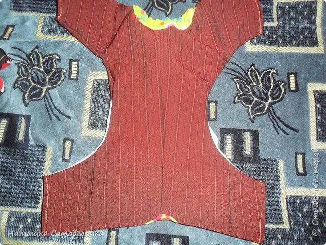 Всем огромный привет,хочу показать всей стране мастеров какие я сшила комбезики для девочки йокри на заказ.СПАСИБО ЗА ВНИМАНИЕ!!! фото 7