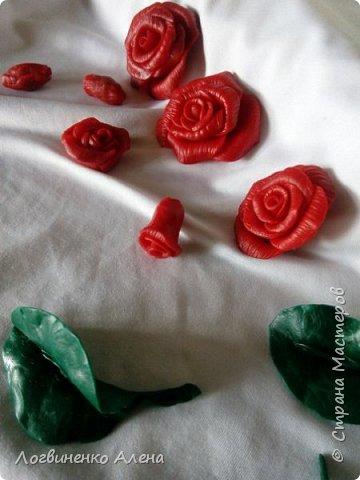 Из запекаемой полимерной глины фото 5