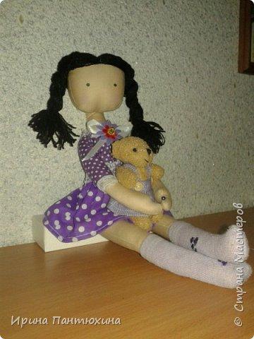 Мои первые тильдочки))) фото 2