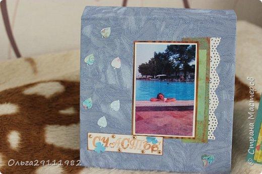Альбомчик и открыточка фото 2