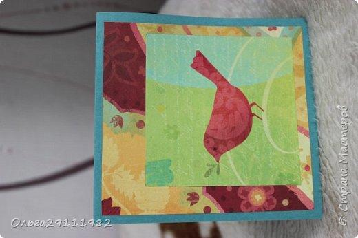 Альбомчик и открыточка фото 4