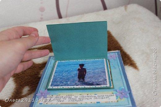Альбомчик и открыточка фото 9