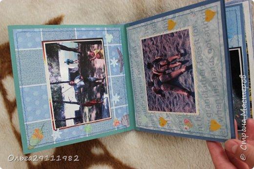 Альбомчик и открыточка фото 15