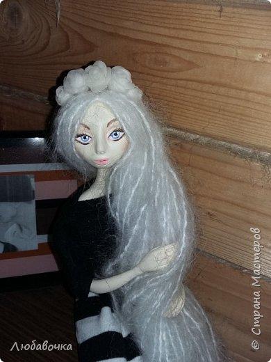С этим ободком куколка как-то даже сказочно смотрится)  фото 5