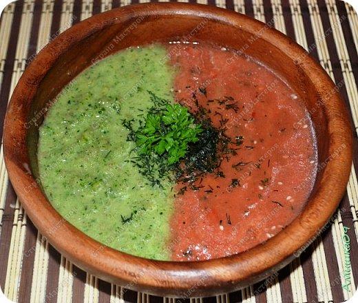 Еще один вариант этого простого летнего блюда фото 6