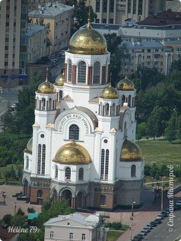 Здравствуйте, дорогие жители нашей прекрасной СМ! Приглашаю ВАС полюбоваться на город Екатеринбург с высоты птичьего полёта.  Открытая смотровая площадка расположена на небоскрёбе  «Высоцкий» на 52 этаже- на высоте 186 метров.  фото 29