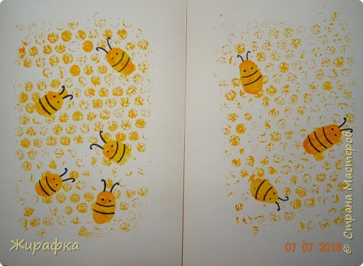 Весёлые пчёлки. фото 10