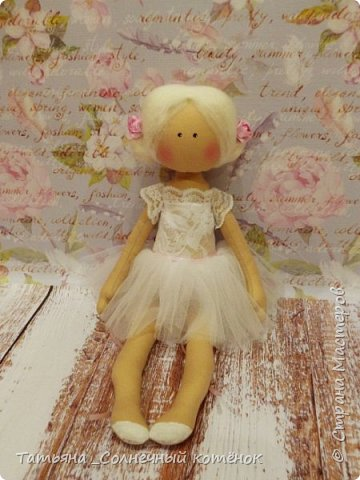 Юная балерина Машенька фото 1
