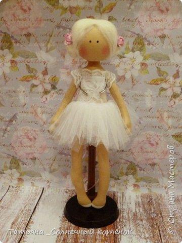 Юная балерина Машенька фото 3