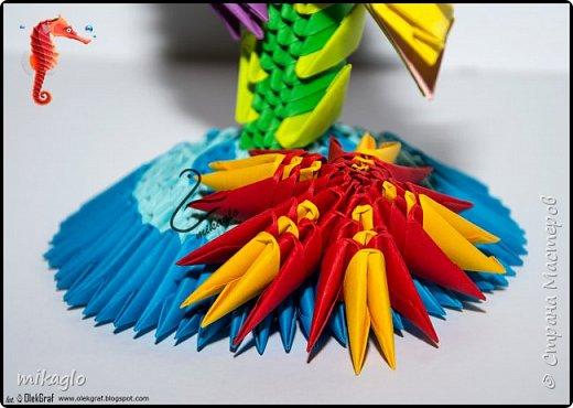Origami 3d Sea Word фото 3