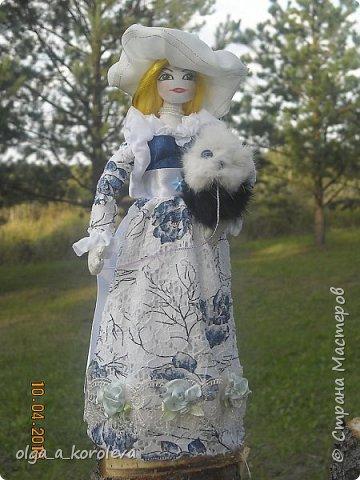 Девушка с зонтиком фото 3