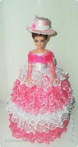 Был небольшой заказ на две куклы-шкатулки для сестер. В конце лета их увезут в Ростов и Москву. фото 7