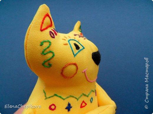Шитый Котик фото 2