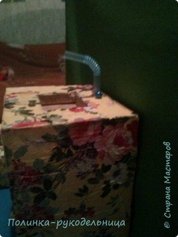 Всем привет сегодня будем делать умывальник для кукол. фото 14