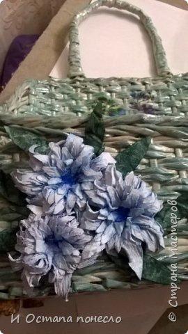 Первые цветочки, всем спасибо за МК !!! фото 3