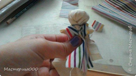Нам понадобится: ткань салфетки нитки ножницы фото 9