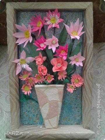 розовый букет фото 2