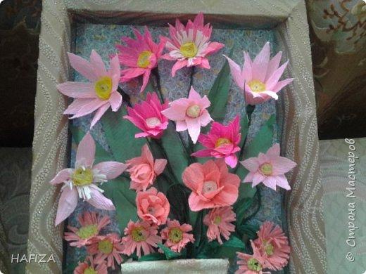 розовый букет фото 4