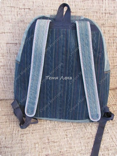 Рюкзак на молнии фото 3