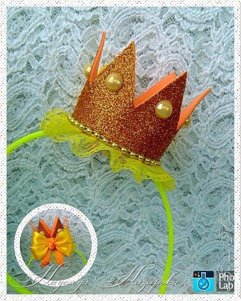 Панно, шкатулка и короны фото 3