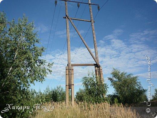 """За сегодня это мой второй блог... Итак, на часах ровно шесть утра... Я проснулась намного раньше, где-то в половине пятого, но до шести рисовала на улице, специально ждала, когда солнце взойдет немного повыше.  Я живу на Донбассе, в городе Макеевке, в Ханжонково, в поселке Фурманово...  Как известно, в Донецкой области очень много шахт, а посему и терриконов. У нас большого террикона нет, зато есть небольшие холмы. Они состоят из тех же камней, что и терриконы, только по размерам намного меньше. Самая большая высота над уровнем земли - не больше 4 метров. Мы зовем это - бугор. Да, так и зовем))) Например: """"Не ходи на бугор"""", """" Пошли на бугор"""" и т.д. На бугре очень много берез. Из них есть моя любимая))) На ней очень удобно лазить... фото 29"""