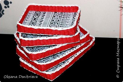 Мои корзиночки - лоточки для одной очень душевной кофейни!!! фото 3