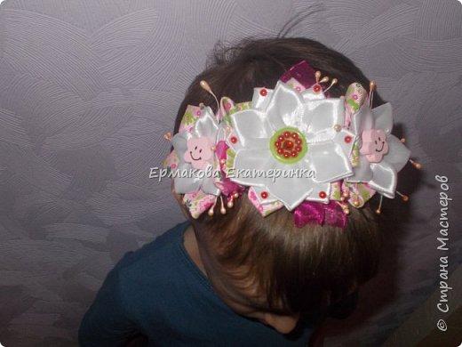 """Шпильки """"Лилия"""".Удачно вписались к сеточке для волос.На работе я была в центре внимания)) фото 10"""