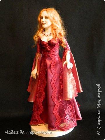 Куколка из пластика размер 50 см, волосы шерсть овцы, проволочный каркас, планируется в пару султан Сулейман. А как же без него.
