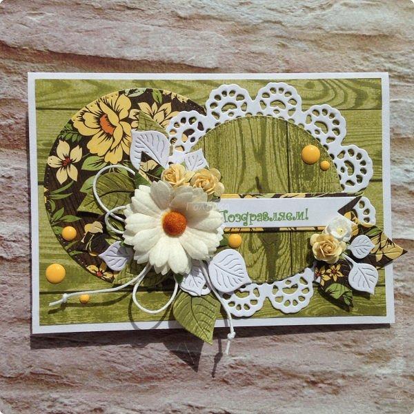 """Неустанно признаюсь ей в любви:)  Бумага Galeria Papieru """"Красочный луг"""" Colorful Meadow.  Вдохновение вчера накрыло:) фото 5"""