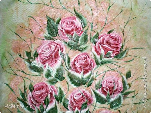 за год коричневые розы стёрлись фото 2
