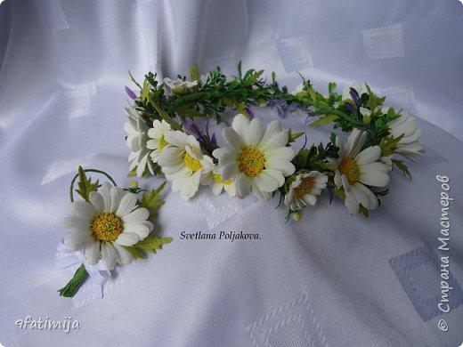 Свадебный веночек. фото 3