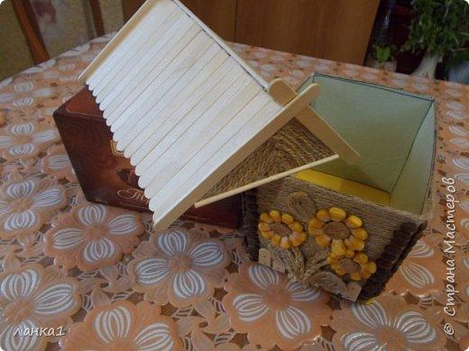Хотелось сделать маленький подарок, но не банальный, что-то интересное и оригинальное. Коробочка конфет, точнее ее форма подсказала идею.  фото 7