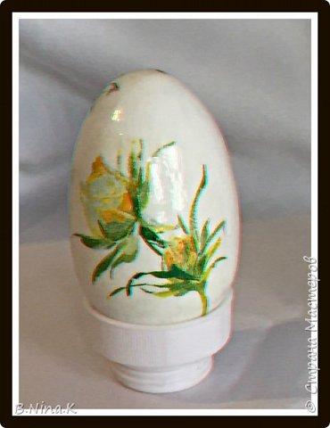 Приветствую всех жителей Страны Мастеров! Пасха давно прошла, а я только выкладываю фото пасхальных яиц.  фото 3