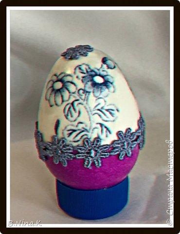 Приветствую всех жителей Страны Мастеров! Пасха давно прошла, а я только выкладываю фото пасхальных яиц.  фото 7