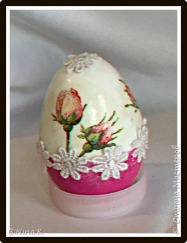 Приветствую всех жителей Страны Мастеров! Пасха давно прошла, а я только выкладываю фото пасхальных яиц.  фото 6