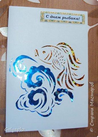 Вот такие открыточки у меня получились. Первые 4 делала в прошлом году. Все картинки из инета. фото 3