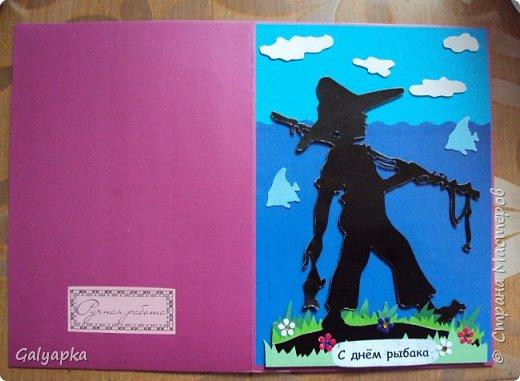 Вот такие открыточки у меня получились. Первые 4 делала в прошлом году. Все картинки из инета. фото 13