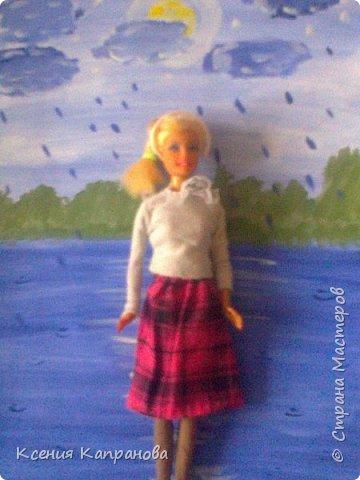 Привет всем!!! Сегодня я покажу гардероб Элизабет . Извините  за плохое качество, фото с телефона. Летнее платье. фото 2