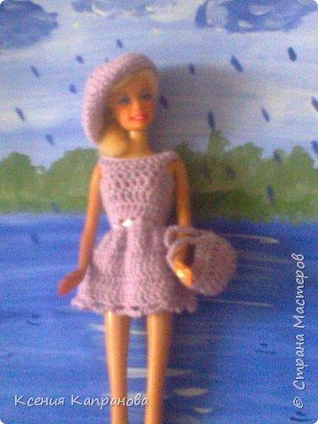 Привет всем!!! Сегодня я покажу гардероб Элизабет . Извините  за плохое качество, фото с телефона. Летнее платье. фото 10