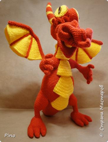 Неправильный дракон от Семкиной Елены  фото 3