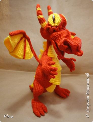 Неправильный дракон от Семкиной Елены  фото 5
