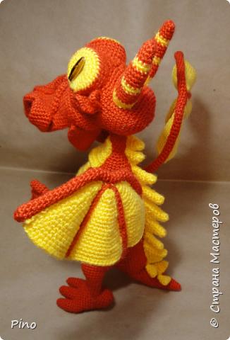 Неправильный дракон от Семкиной Елены  фото 6