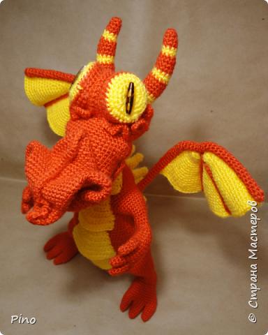 Неправильный дракон от Семкиной Елены  фото 4
